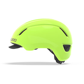 Giro Caden Led Casco, matte highlight yellow